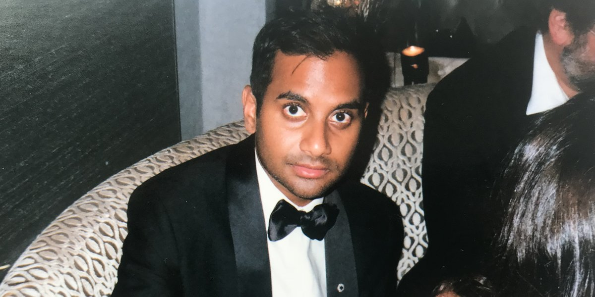 The Detailed Account Of Aziz Ansari's Behavior Is Exactly What Rape Culture Looks Like
